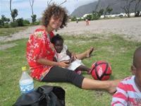 Dansk frivillig skaber forandringer for børn i Sydafrika
