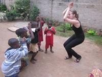 Frivilligberetning fra Togo