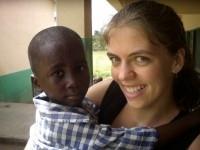 Nyt fra Thilde og hospitalet i Ghana (1/11-2011)