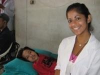 Man lærer at arbejde med det man har - fysioterapi i Nepal