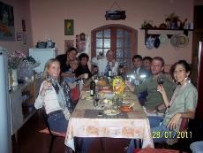 Mia Andersen, Bolivia, Humanitært arbejde