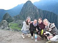 I hjertet af det gamle Peru