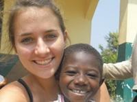 Mine børn i Ghana