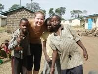 Glæden ved at gøre en forskel for gadebørn i Kenya