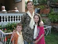Familien Cox's tur til Nepal