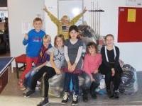 3.C hjælper børn i Rumænien