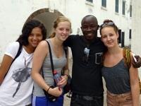 1 måneds sommerkursus i Ghana
