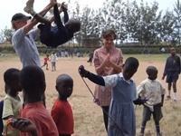 Vores arbejde på et børnehjem i Kenya