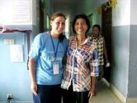 3 måneders fysioterapi i Cambodja