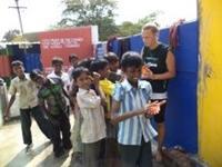 En unik dag - Rejsebrev fra Indien