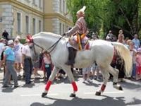 Velkommen til Junii-festivallen i Brasov!