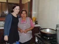 Juliane hjalp tidligere prostituerede i Bolivia