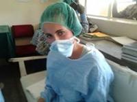 Emma fik unikt indblik i arbejdet på en kenyansk fødegang