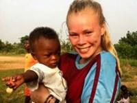 At overvinde sig selv i Ghana