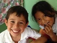 Da jeg underviste i Ecuador