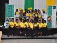 Tidligere frivillige donerer 5000 bolde til børn i Jamaica