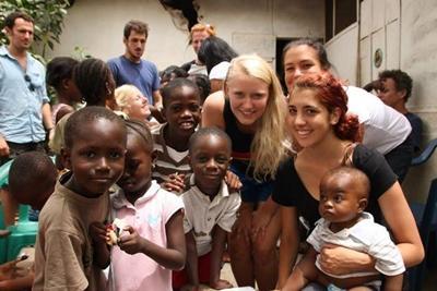 Nynne Halkjær - Medicin & Sundhed - Ghana