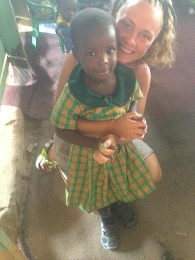 Mie Laugesen - Undervisning - Ghana
