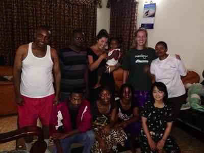 Laura Nielsen - Undervisning - Tanzania