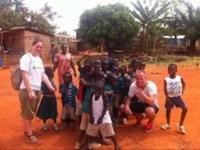 Mit ophold i Ghana har været en lærerig oplevelse