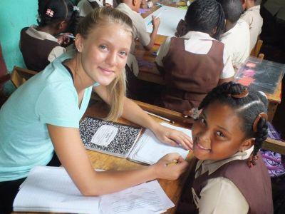 Ungdomsprojekt Jamaica
