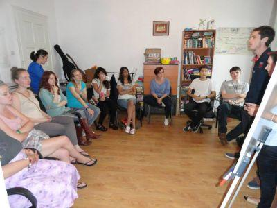 Workshop Rumænien