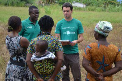 Menneskerettighedsoplysning i Ghana