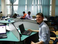 Fra The Reporter i Addis Ababa til Journalisthøjskolen i Århus