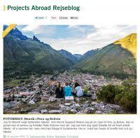 Projects Abroad Danmark lancerer stolt vores nye rejseblog