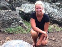 Naturelskeren Maria på eventyr i Galapagos og Peru