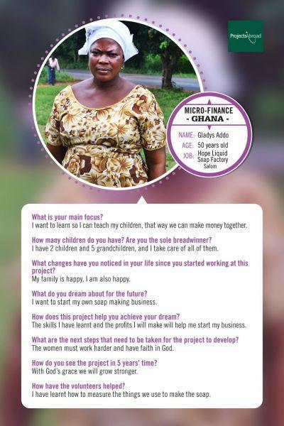 Ghanesisk kvinde
