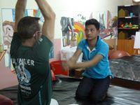 Der er brug for fysioterapeuter i Cambodja