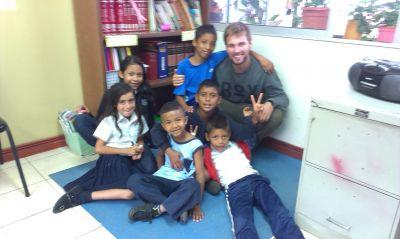 Rasmus Callsen, Humanitært arbejde i Costa Rica