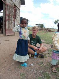 Jacobs tid som frivillig i Tanzania