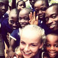 Jeg savner børnene og jeg savner Ghana
