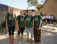 Lærerige måneder i Tanzania