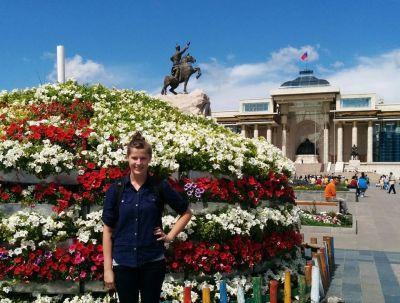 Ida i Mongoliet
