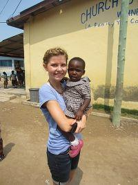 Min sommer i Ghana
