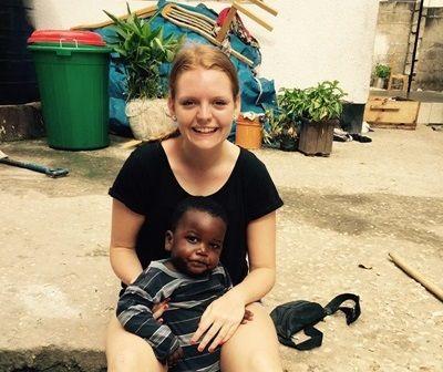 Frivillig på børnehjem i Tanzania