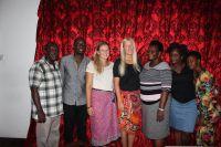 Mine 8 uger i Tanzania