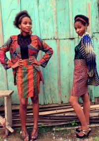 Frivillig lancerer ghanesisk tøjmærke