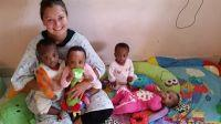 Fire fantastiske måneder i smukke Tanzania