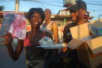 Projects Abroad markerede Hjemløsedagen i Jamaica