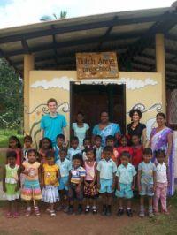 10 års arbejde i tsunamilejr i Sri Lanka