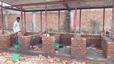 Genopbygning i Nepal