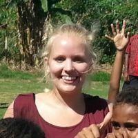 Josefine Huusom - Ernæring i Fiji