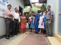 Frivilligt arbejde på apotek i Sri Lanka