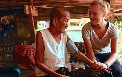 Casper Pilgaard og Johanne Gottlieb Jensen, Folkesundhedsprojekt i Cambodia