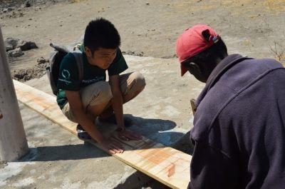 projects abroad hjælper med at bygge lærerboliger i tanzania