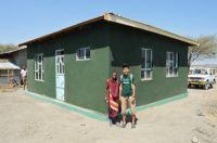 Projects Abroad hjælper med at bygge nye huse til lærere i Tanzania